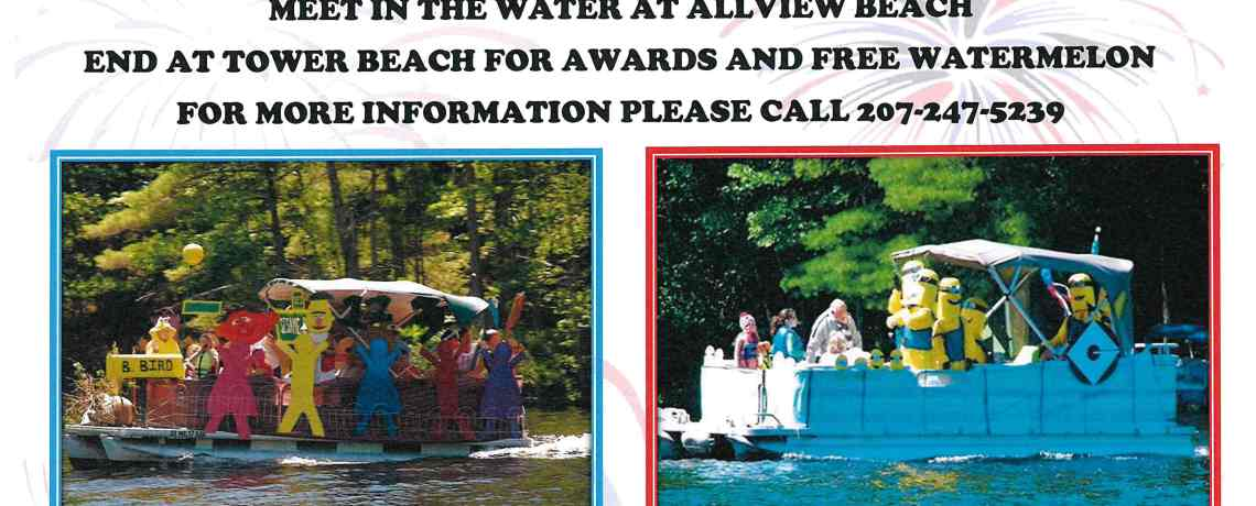 Annual LAC July 4th Boat Parade