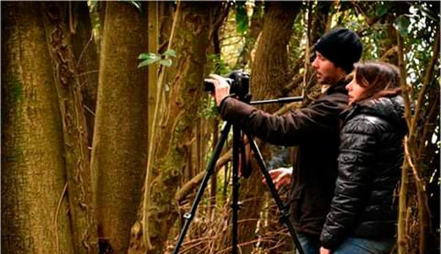 Jojito Fernandez: luz, cámara, acción