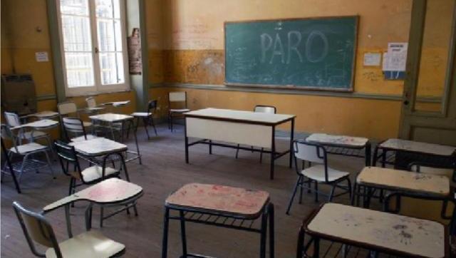 Urgente: Mañana Paro docente en todo el País por la agresión a docentes en Chubut