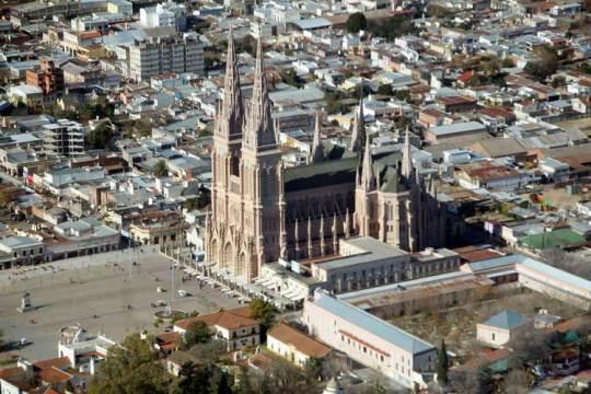 Este año no se organizará la peregrinación a la Basílica de Luján 1
