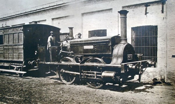 Hoy se conmemora el Día del Trabajador Ferroviario