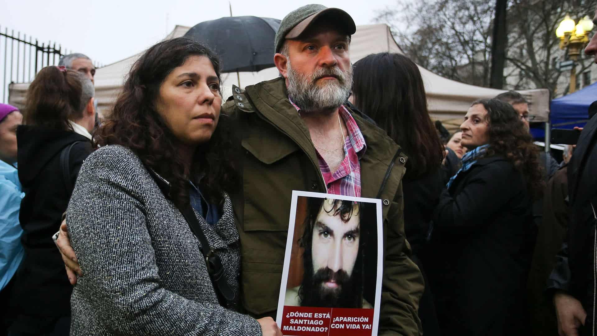 ¿Que opinan los bonaerenses de la desaparición de Santiago Maldonado?