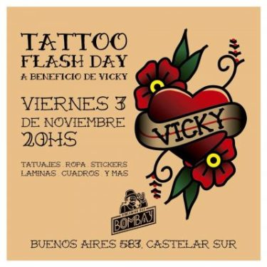 Festival solidario a beneficio de Vicky en Castelar 2