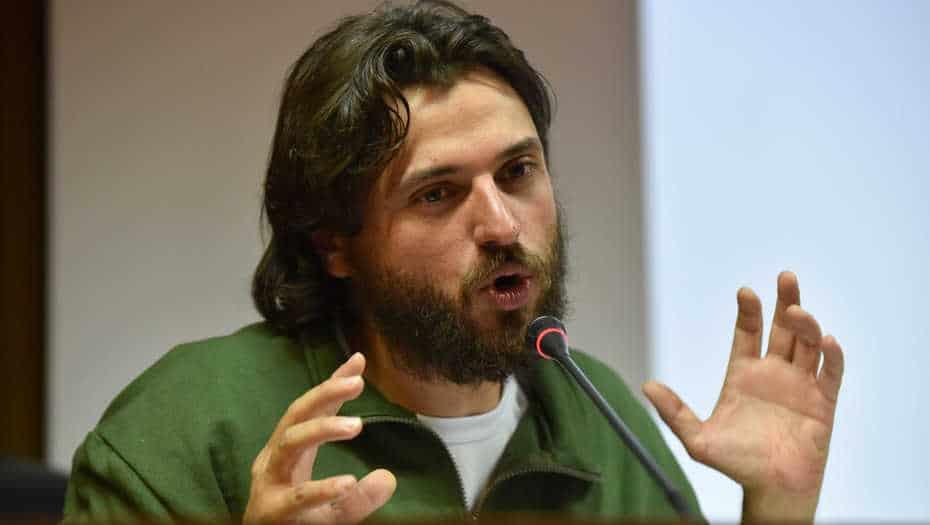 """Cambio de época:  Un tribunal Federal sancionó a Juan Grabois por el """"delito de opinión"""""""