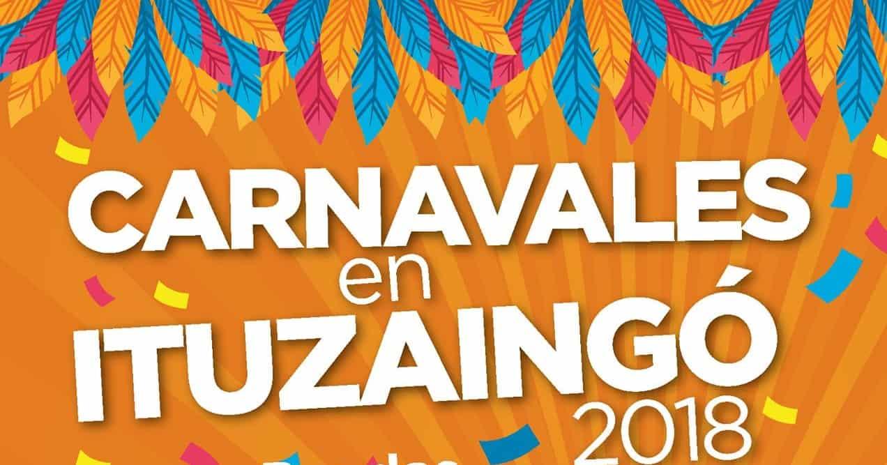 En Ituzaingó también se festeja el carnaval