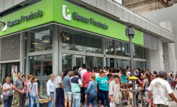 Martes y miércoles no habrá bancos en Ituzaingó 2