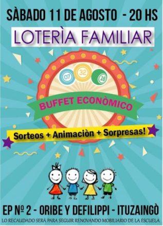 BINGO FAMILIAR EN LA ESCUELA PRIMARIA 2 2