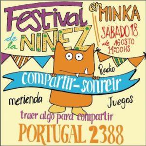 Mañana Minka celebra el día del niño 2
