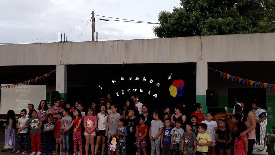 """La Escuela de Educación Estética de Ituzaingó se llamará """"Mafalda"""""""