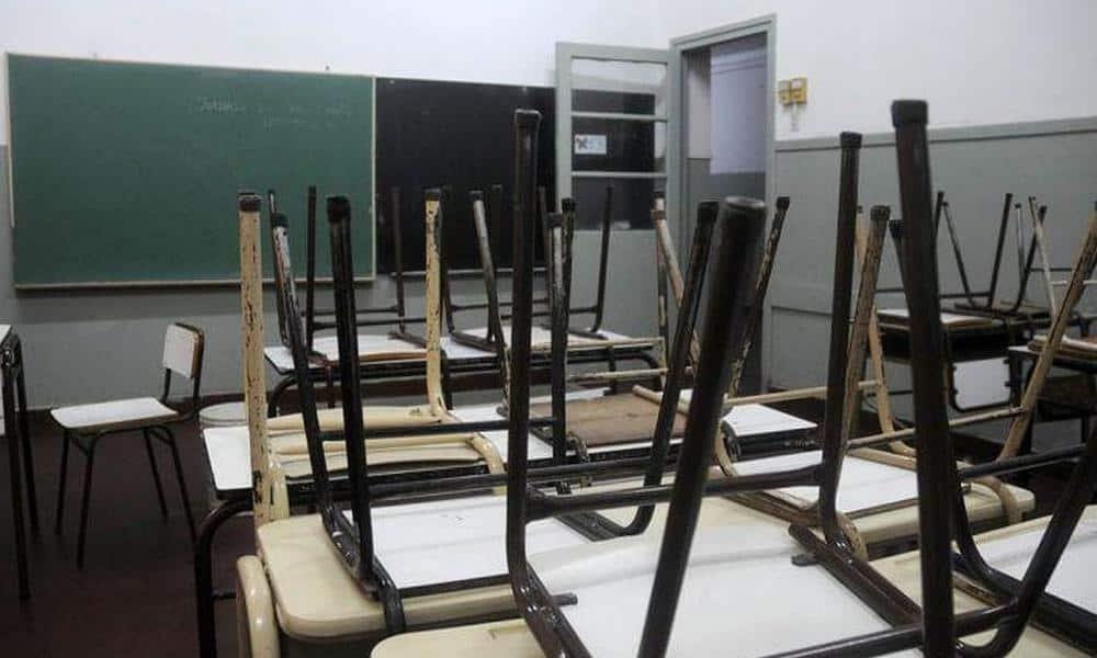 El martes habrá paro docente en Provincia