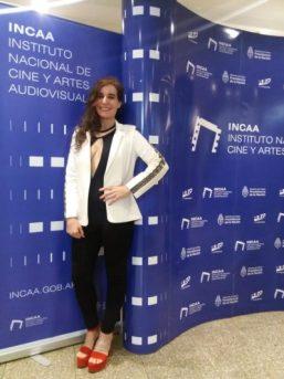 La cineasta Lorena Cancela presentará una trilogía en el ETI 2
