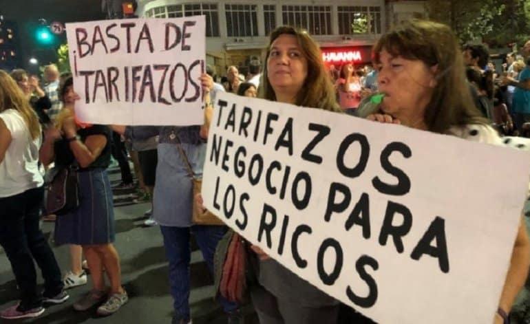 Mañana vuelven las marchas contra el aumento de las tarifas