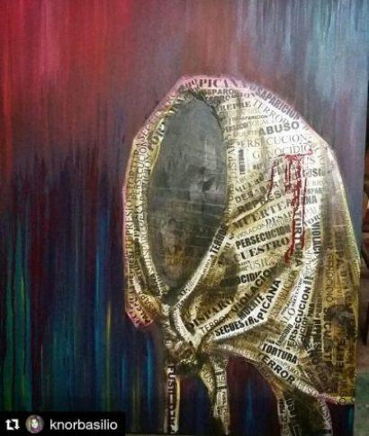 """Muestra """"Oíd Mortales"""", de Nora Basilio en Ituzaingó: """"Soy de los artistas que necesita decir, no sirvo para decorar el living"""" 2"""
