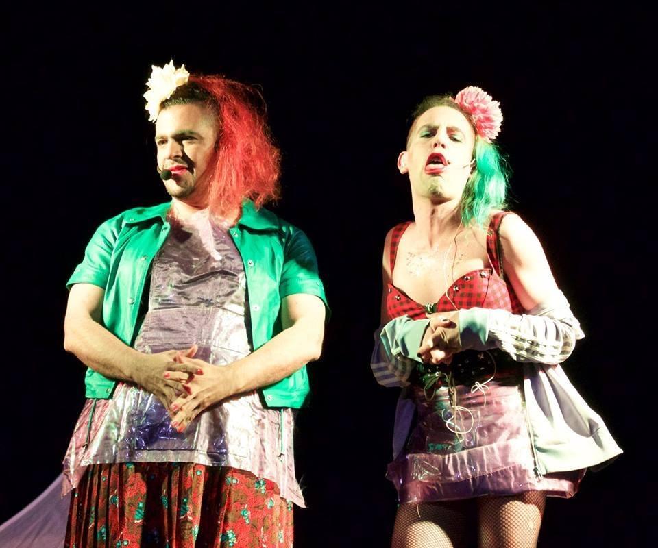 El espectáculo teatral y disidente 'Travesía' se presenta esta noche en Morón