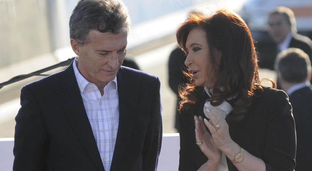 Clarín admitió que Cristina supera a Macri por casi 10 puntos en las encuestas presidenciales