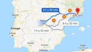 Nueva función de Google Maps muestra la ubicación de los radares de velocidad en las rutas 2