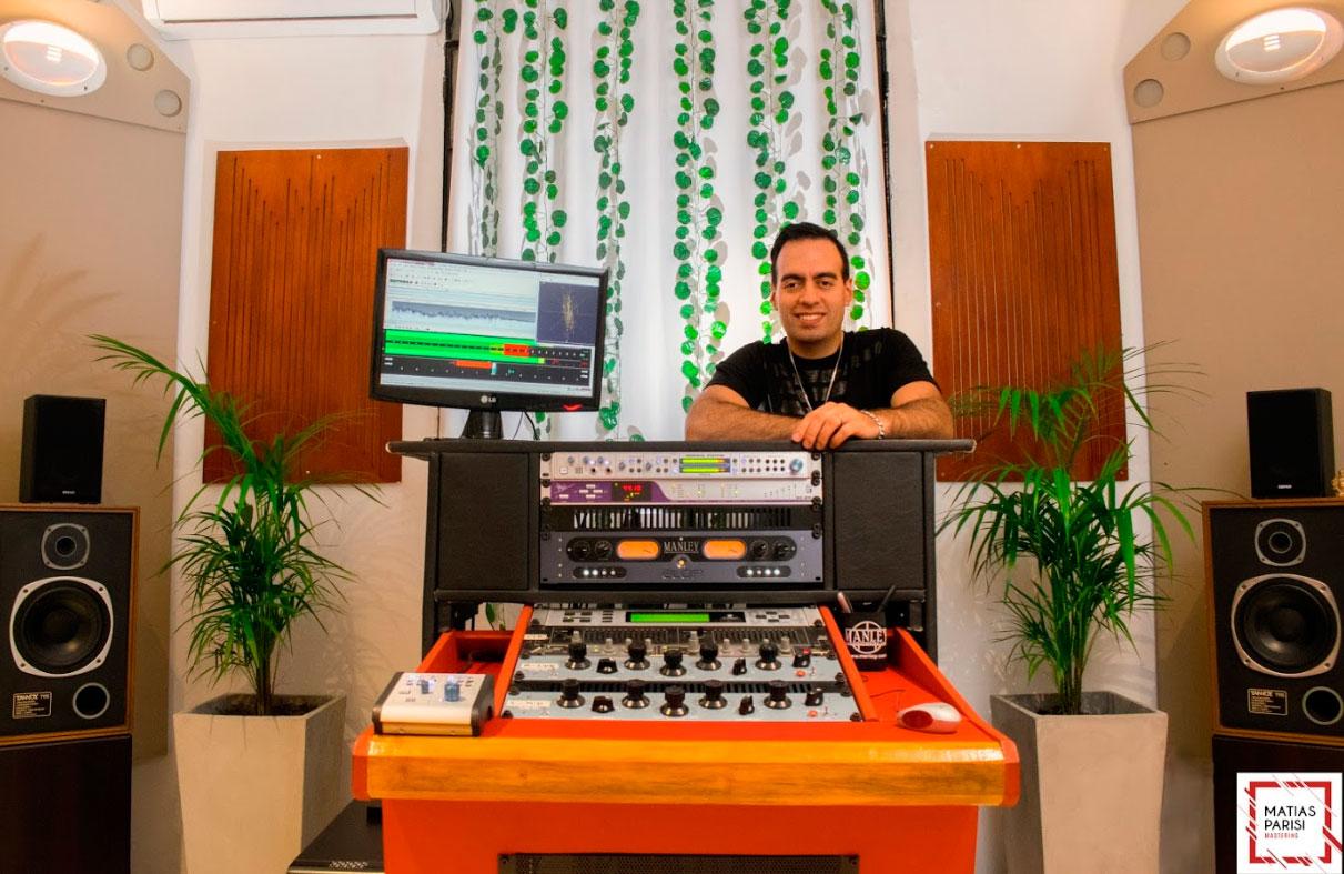 Ituzaingó: Clase magistral de masterización de sonido en el auditorio Néstor Kirchner