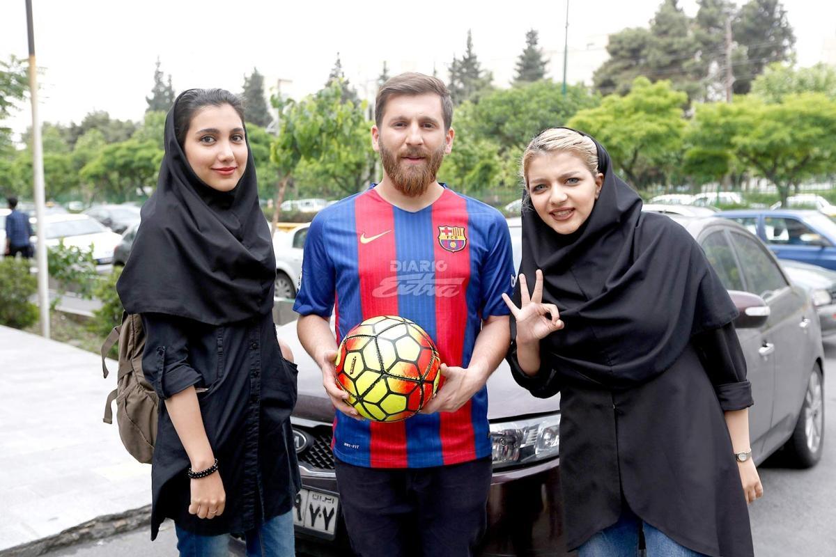 """El """"Messi Iraní"""" fue acusado de engañar a las mujeres para tener sexo"""