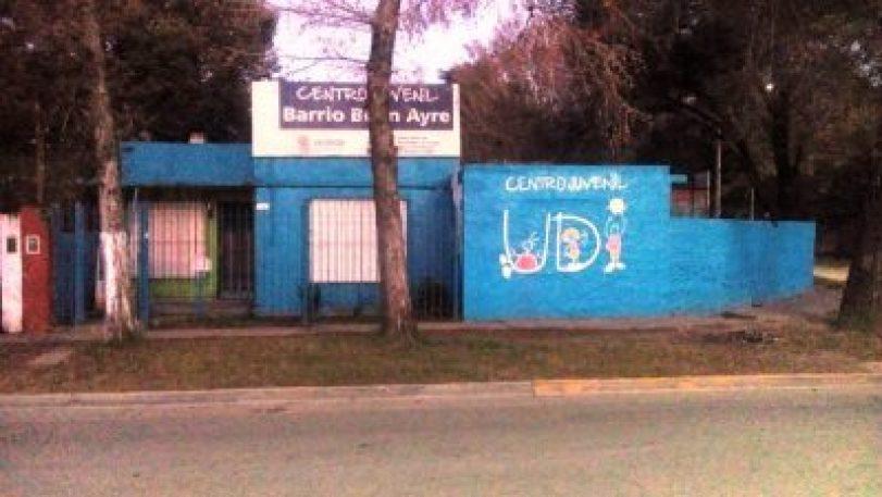 Campaña solidaria para un Centro Juvenil de Villa Udaondo 3