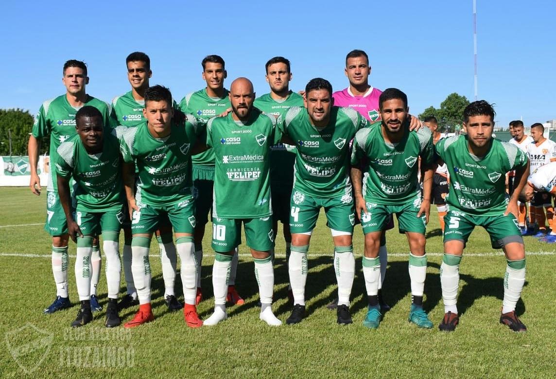Agónico empate del Verde ante Berazategui