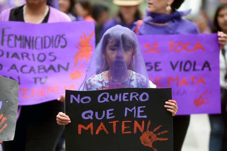 Argentina: se registraron 21 femicidios durante la cuarentena