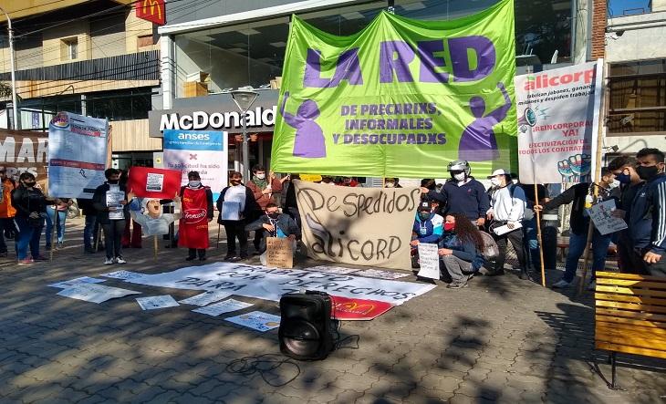 Trabajadores de ALICORP denuncian despidos injustificados