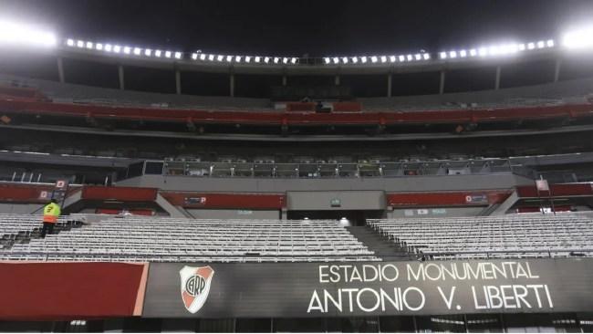 Copa Libertadores: ¿Quiénes son los que pueden entrar en el estadio? 1