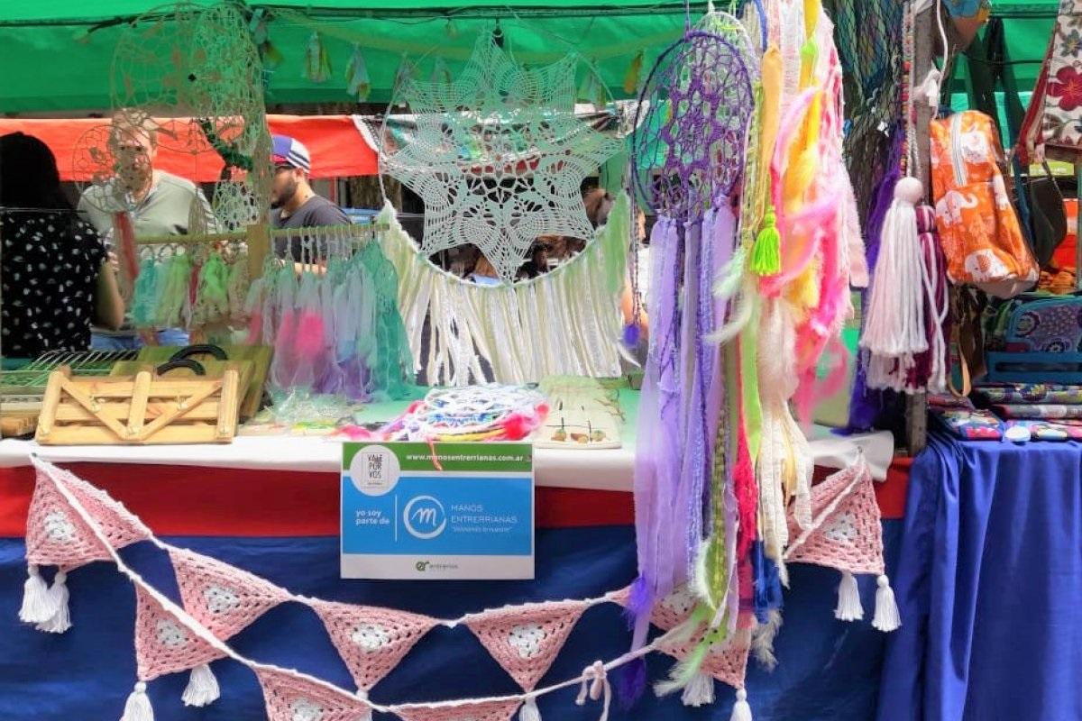Morón: organizan una feria virtual de emprendedores de la economía popular