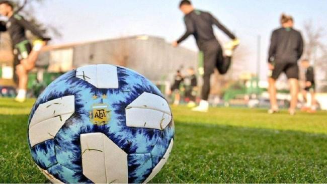 El COVID llegó al fútbol argentino 1