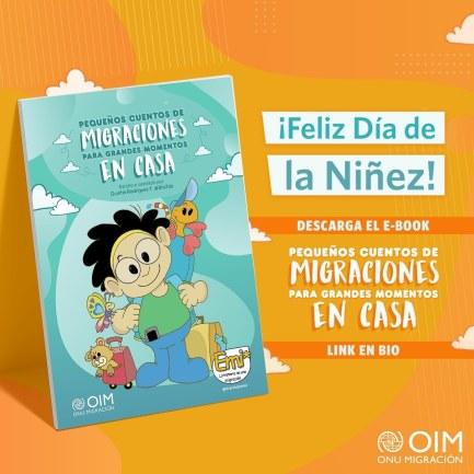 """""""Emi, La Historia de Una Migración"""", lanzó un E-Book con descarga gratuita 2"""