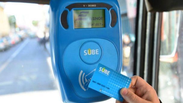 Suspenderán las SUBE usadas por pasajeros sin certificado de circulación 1