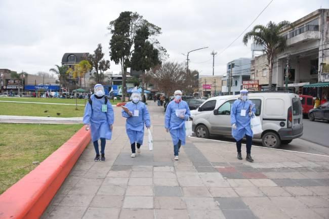 Ituzaingó: récord de fallecidos y al borde de los 3000 contagios 2