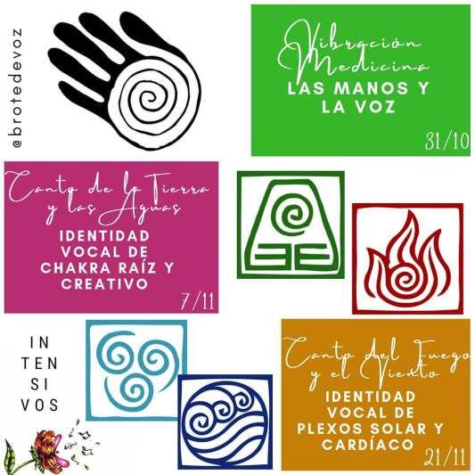 La cantautora Caro Tapia dará seminarios intensivos sobre Canto Consciente en Movimiento 2