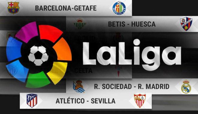 Vuelve la Liga Española con varios condimentos