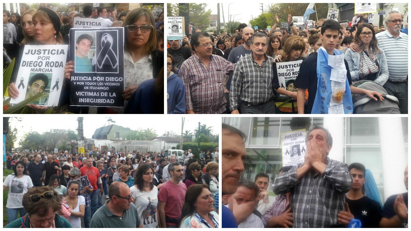 A 4 años del  asesinato de  Diego Roda familiares y amigos convocan una marcha en pedido de JUSTICIA