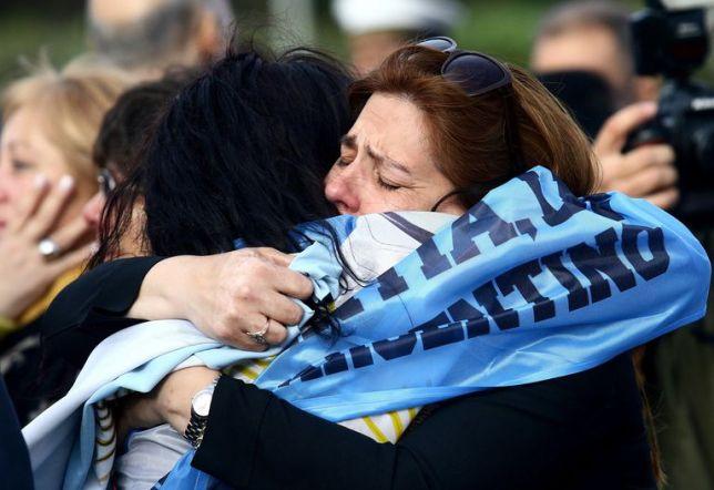 El Gobierno de Mauricio Macri también espiaba a los familiares del submarino ARA San Juan 2