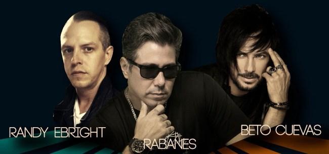 Los Rabanes lanzan nuevas reversiones de clásicos del rock con la participación de varios artistas 2