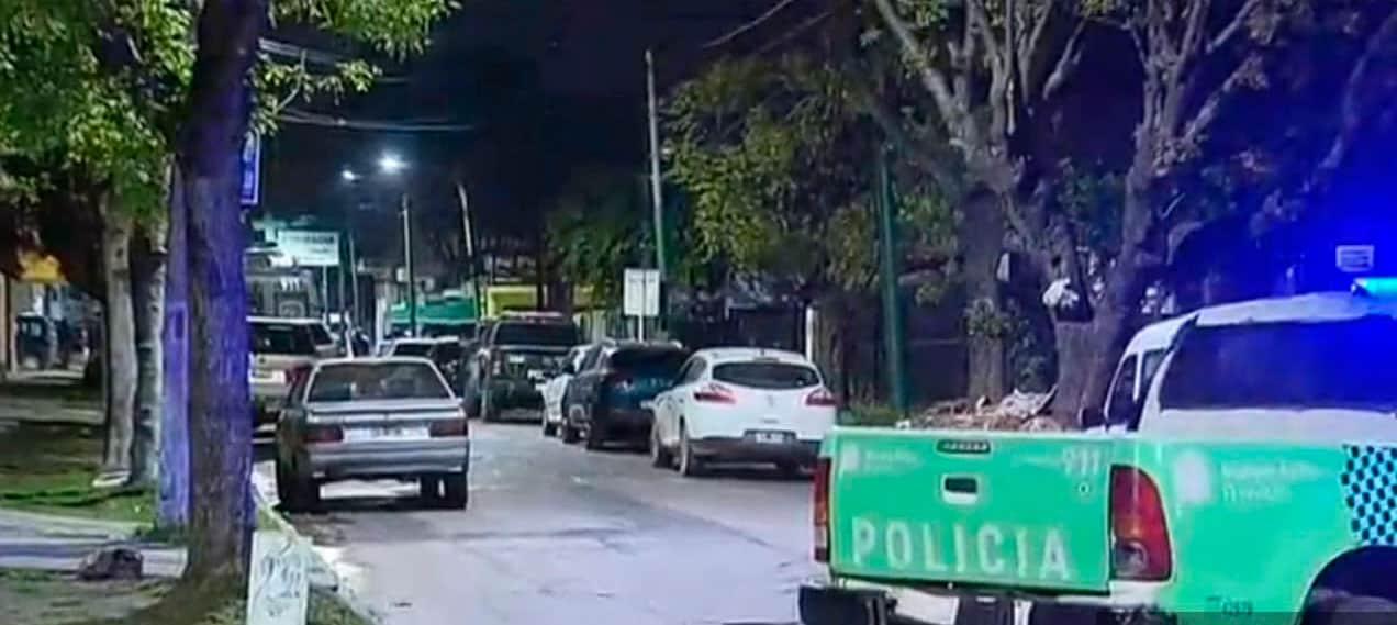 Ituzaingó: un policía con un brote místico se atrincheró y disparó contra sus compañeros
