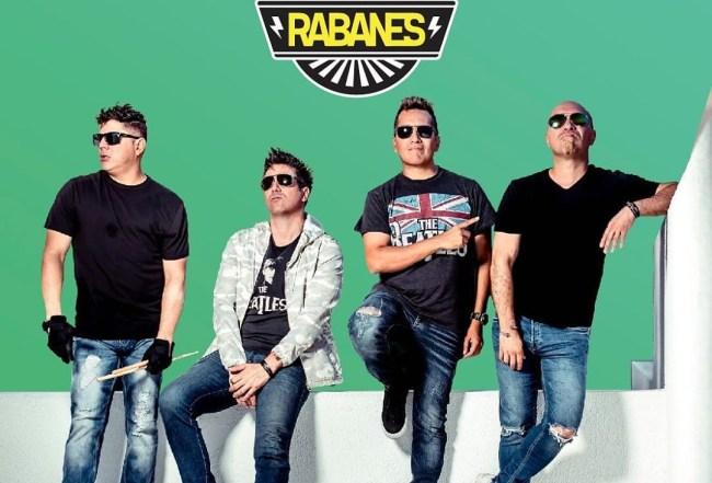 Los Rabanes lanzan nuevas reversiones de clásicos del rock con la participación de varios artistas 1