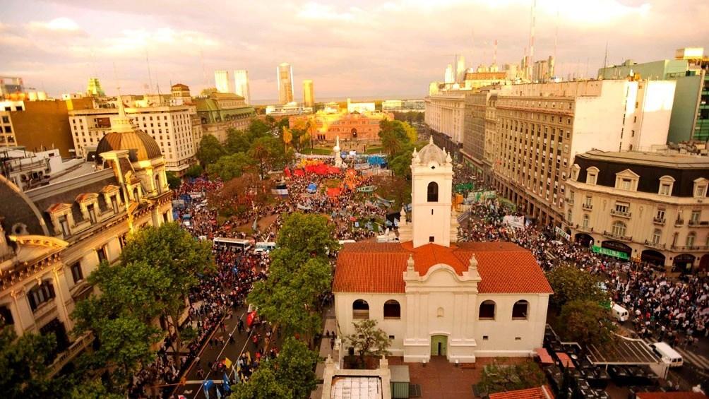 75Octubres, mañana el peronismo moviliza a Plaza de Mayo de forma virtual ¿como sumarse?