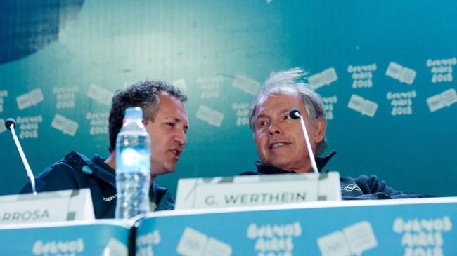 El presidente dejará el Comité Olímpico Argentino 1