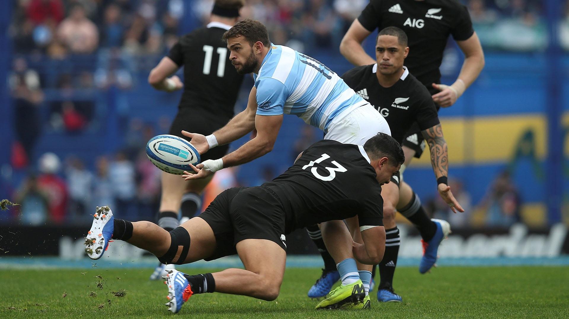 Rugby: Arranca el sueño de Los Pumas en Australia
