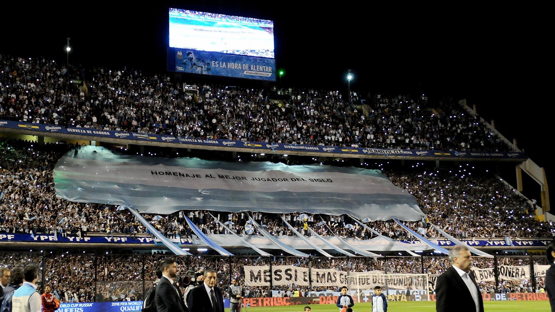 La Selección ya tiene estadio para afrontar el tercer partido por Eliminatorias