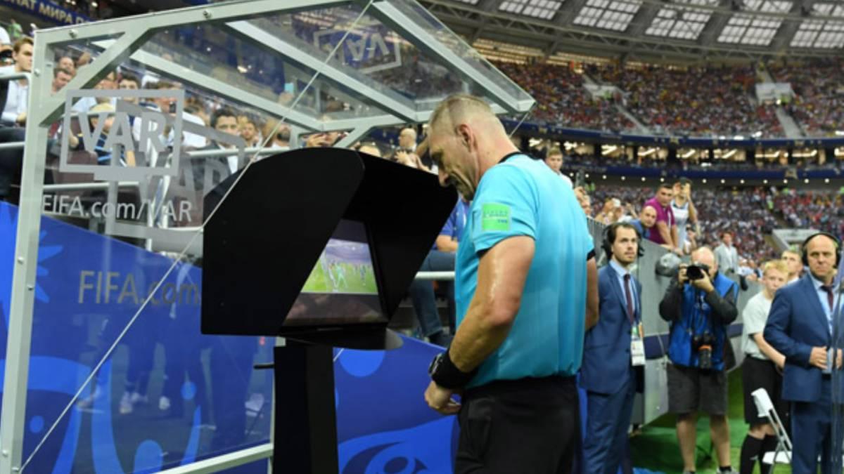 """El """"VAR"""" estará presente en el fútbol de ascenso"""