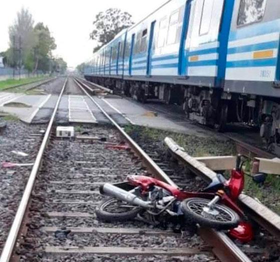 Accidente fatal en la barrera Santa Rosa 1