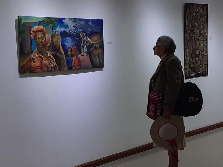 Se inaugura en Morón un mural colectivo por el Día de los afroargentinos