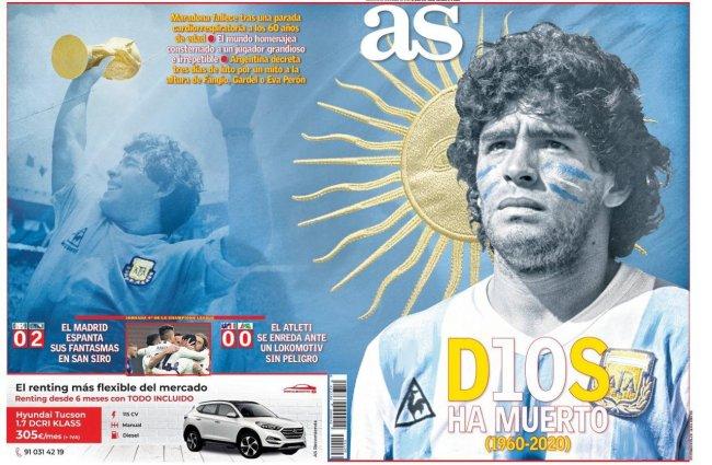 El mundo rendido a los pies de Diego 4
