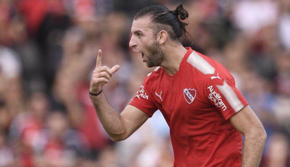 Independiente deberá pagarle casi un millón de dólares a Gastón Silva