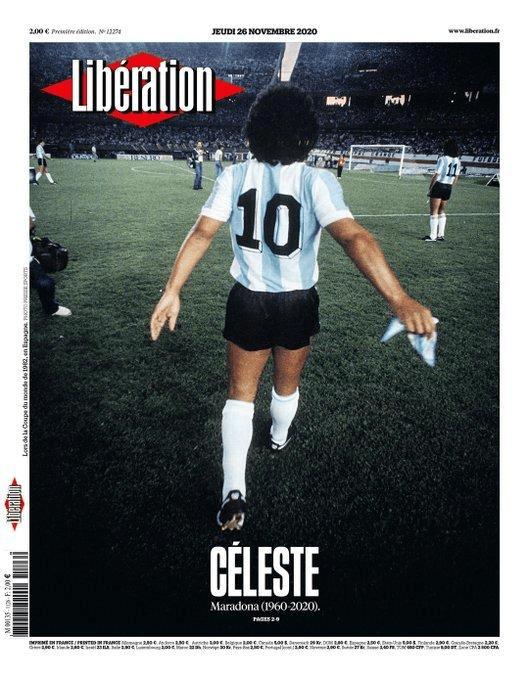 El mundo rendido a los pies de Diego 8