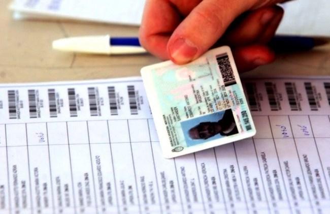 Desde hoy se puede consultar el padrón electoral para hacer reclamos y cambios 1